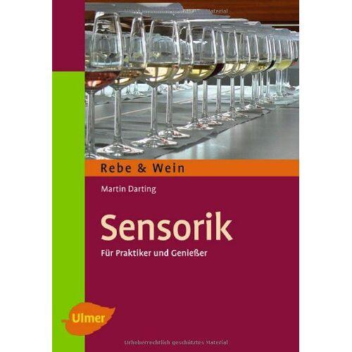Martin Darting - Sensorik: Für Praktiker und Genießer - Preis vom 05.09.2020 04:49:05 h