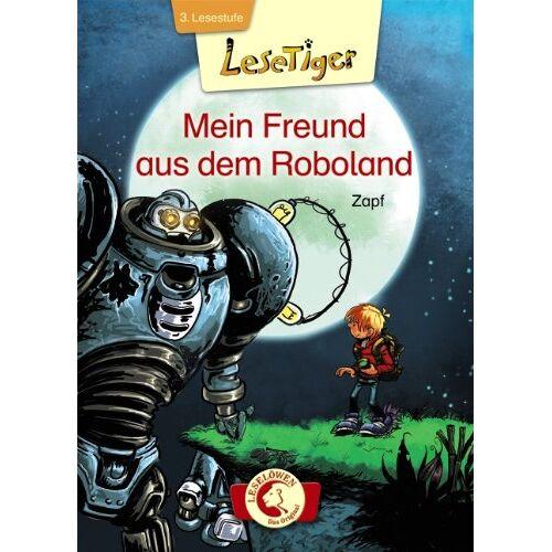 Zapf - Lesetiger. Mein Freund aus dem Roboland - Preis vom 23.01.2021 06:00:26 h