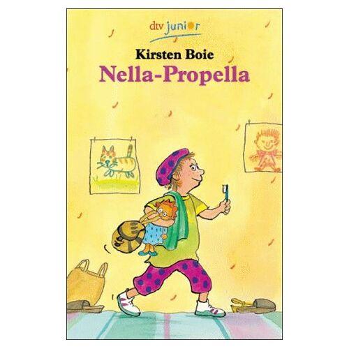 Kirsten Boie - Nella- Propella. ( Ab 6 J.). - Preis vom 20.10.2020 04:55:35 h