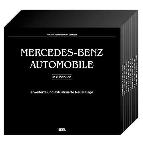 Halwart Schrader - Mercedes-Benz Automobile, 2 Bde. - Preis vom 17.04.2021 04:51:59 h