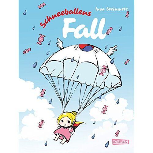 Inga Steinmetz - Schneeballens Fall - Preis vom 22.04.2021 04:50:21 h