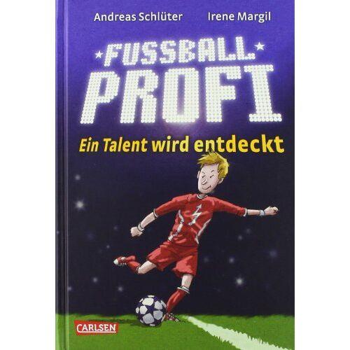 Andreas Schlüter - Fußballprofi, Band 1: Fußballprofi - Ein Talent wird entdeckt - Preis vom 03.09.2020 04:54:11 h