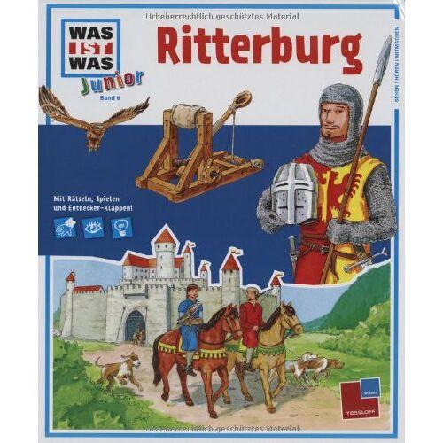 Eva Dix - Was ist was junior, Band 06: Ritterburg - Preis vom 06.04.2021 04:49:59 h