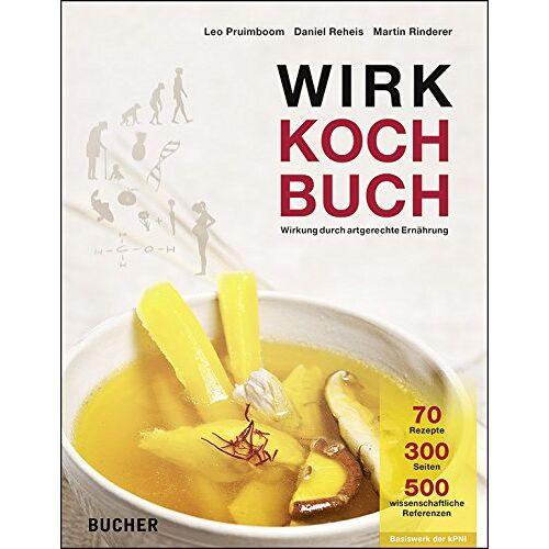 Leo Pruimboom - Wirk + Kochbuch - Preis vom 16.04.2021 04:54:32 h