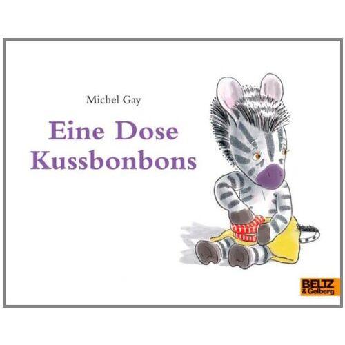 Michel Gay - Eine Dose Kussbonbons - Preis vom 11.05.2021 04:49:30 h