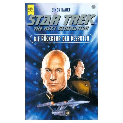 Simon Hawke - Die Rückkehr der Despoten. Star Trek. - Preis vom 13.04.2021 04:49:48 h
