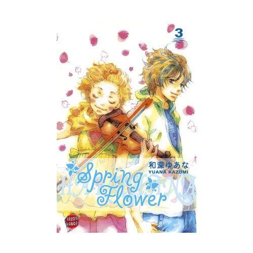 Yuana Kazumi - Spring Flower, Band 3: HaruHana: BD 3 - Preis vom 16.01.2021 06:04:45 h