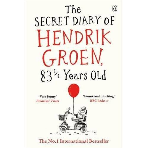 Hendrik Groen - The Secret Diary of Hendrik Groen, 83¼ Years Old - Preis vom 11.04.2021 04:47:53 h
