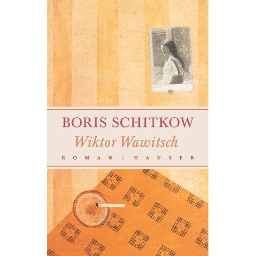 Boris Schitkow - Wiktor Wawitsch. Roman - Preis vom 21.10.2020 04:49:09 h
