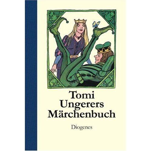 Tomi Ungerer - Tomi Ungerers Märchenbuch - Preis vom 27.02.2021 06:04:24 h