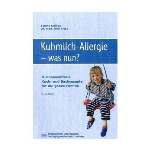 Sabine Odinga - Kuhmilch-Allergie, was nun? - Preis vom 06.05.2021 04:54:26 h