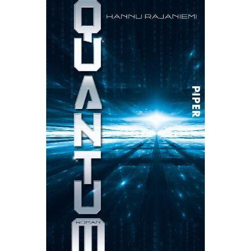 Hannu Rajaniemi - Quantum: Roman (Quantum, Band 1) - Preis vom 28.02.2021 06:03:40 h