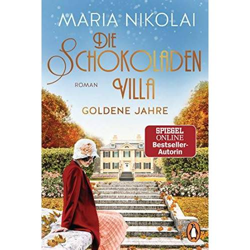 Maria Nikolai - Die Schokoladenvilla – Goldene Jahre: Roman (Die Schokoladen-Saga, Band 2) - Preis vom 24.05.2020 05:02:09 h