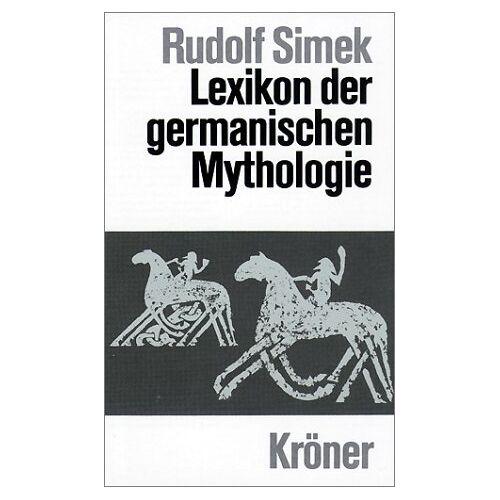 - Lexikon der germanischen Mythologie - Preis vom 14.04.2021 04:53:30 h