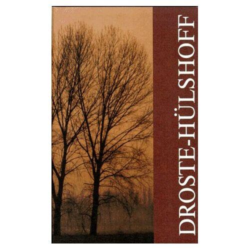 Droste-Hülshoff, Annette von - Werke in einem Band. - Preis vom 05.05.2021 04:54:13 h