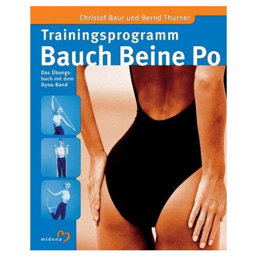 Christof Baur - Trainingsprogramm Bauch, Beine, Po, m. Dyna-Band (rot) - Preis vom 15.01.2021 06:07:28 h