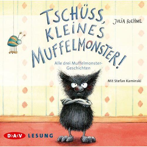 Julia Boehme - Tschüss, kleines Muffelmonster!: Alle drei Muffelmonster-Geschichten (1 CD) - Preis vom 24.02.2021 06:00:20 h
