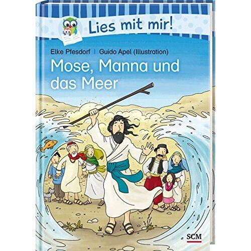 Elke Pfesdorf - Mose, Manna und das Meer - Preis vom 11.05.2021 04:49:30 h