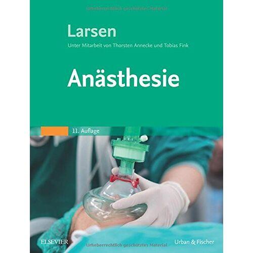Reinhard Larsen - Anästhesie - Preis vom 23.01.2020 06:02:57 h