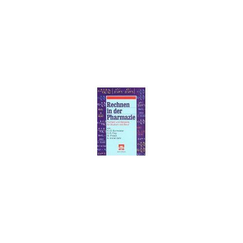 Burmeister - Rechnen in der Pharmazie - Preis vom 21.10.2020 04:49:09 h