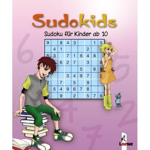 - Sudokids. Sudoku für Kinder ab 10 - Preis vom 04.09.2020 04:54:27 h
