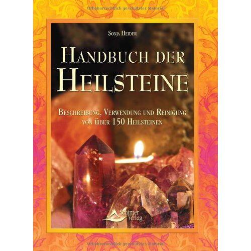 Sonja Heider - Handbuch der Heilsteine - Preis vom 28.02.2021 06:03:40 h
