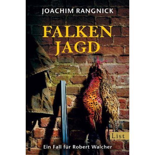 Joachim Rangnick - Falkenjagd: Ein Fall für Robert Walcher (Ein Robert-Walcher-Krimi) - Preis vom 10.04.2021 04:53:14 h