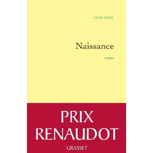 Yann Moix - Naissance - Preis vom 16.04.2021 04:54:32 h