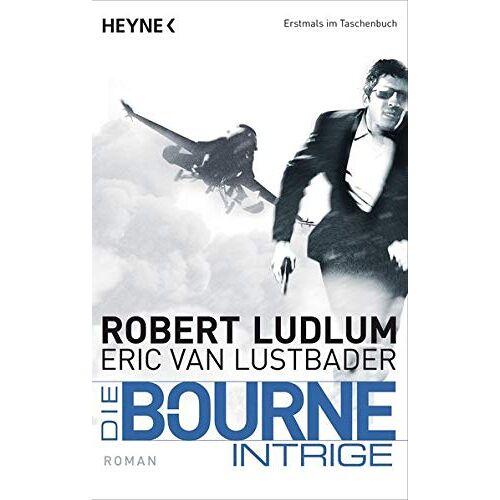 Robert Ludlum - Die Bourne Intrige: Bourne 7 - Roman (JASON BOURNE, Band 7) - Preis vom 14.04.2021 04:53:30 h