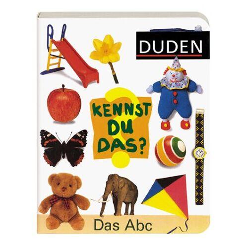Duden - (Duden) Kennst Du das?, Das ABC - Preis vom 03.05.2021 04:57:00 h