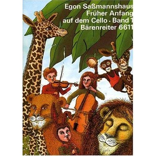 Egon Saßmannshaus - Frueher Anfang 1. Violoncello - Preis vom 15.11.2019 05:57:18 h
