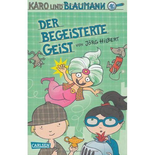 Jörg Hilbert - Karo und Blaumann, Band 3: Karo und Blaumann - Der begeisterte Geist - Preis vom 09.04.2021 04:50:04 h
