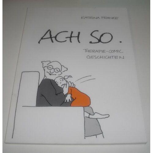 Franke Ach so: Therapie-Comic Geschichten - Preis vom 23.10.2020 04:53:05 h