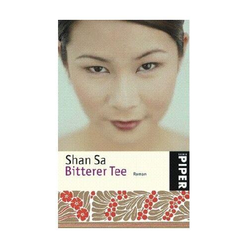 Shan Sa - Bitterer Tee: Roman - Preis vom 07.09.2020 04:53:03 h