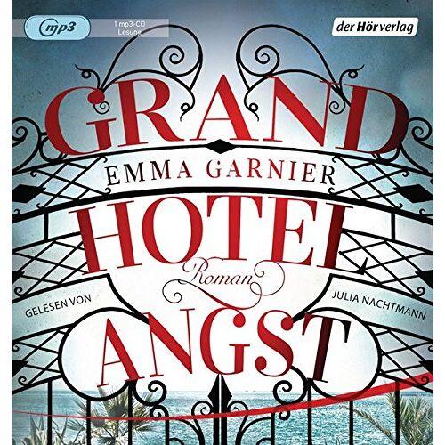 Emma Garnier - Grandhotel Angst - Preis vom 21.10.2020 04:49:09 h