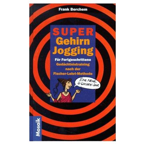 Frank Berchem - Super - Gehirn - Jogging - Preis vom 15.01.2021 06:07:28 h