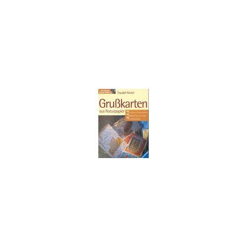 Traudel Hartel - Grußkarten aus Naturpapier - Preis vom 03.05.2021 04:57:00 h
