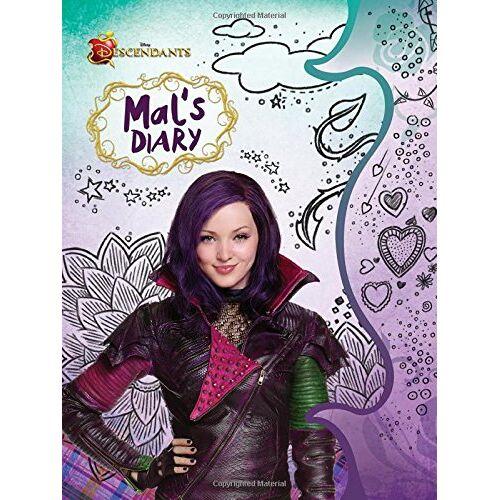 Disney Descendants: Mal's Diary (Disney Descendants) - Preis vom 24.01.2021 06:07:55 h