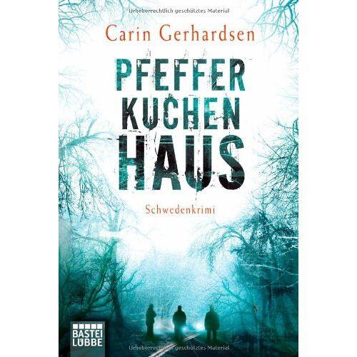Carin Gerhardsen - Pfefferkuchenhaus: Schweden-Krimi - Preis vom 21.10.2020 04:49:09 h