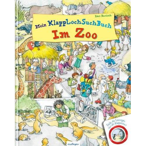 - Mein KlappLochSuchBuch - Im Zoo - Preis vom 31.03.2020 04:56:10 h