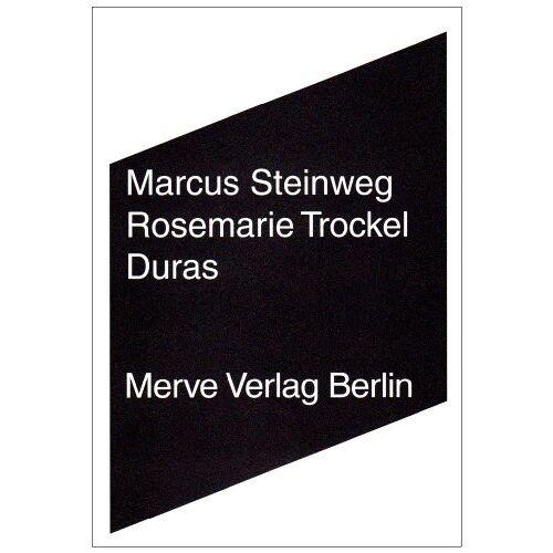 Marcus Steinweg - Duras - Preis vom 20.10.2020 04:55:35 h