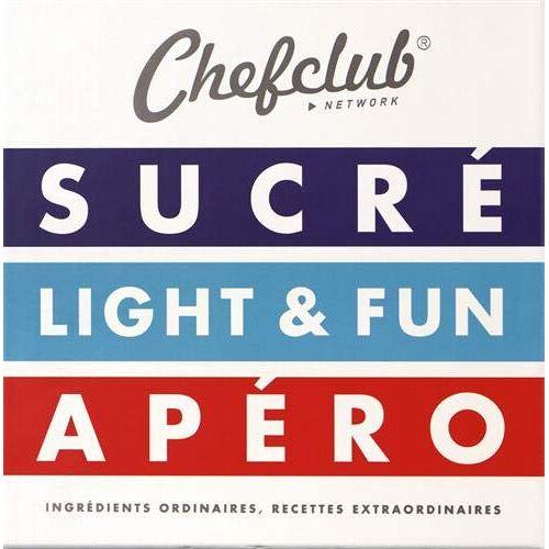 Chefclub - Le Coffret Chefclub : Sucre, Light & Fun, Apero - Preis vom 26.02.2021 06:01:53 h