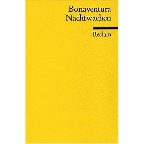 Bonaventura - Nachtwachen - Preis vom 14.05.2021 04:51:20 h