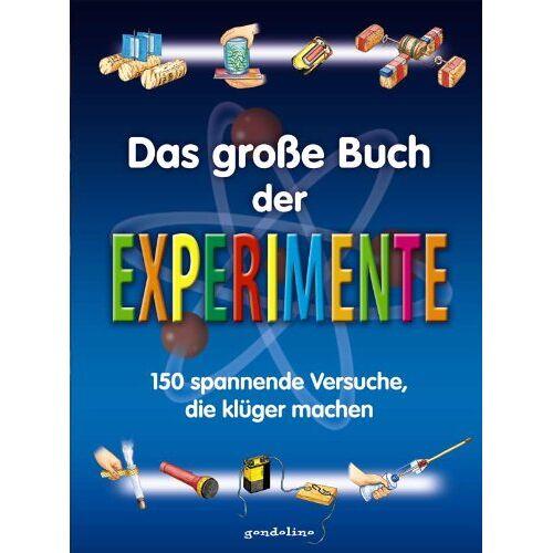 - Das große Buch der Experimente - Preis vom 13.05.2021 04:51:36 h