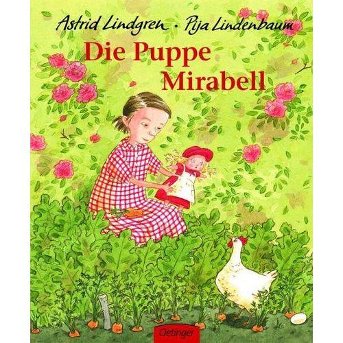 Pija Lindenbaum - Die Puppe Mirabell - Preis vom 21.04.2021 04:48:01 h