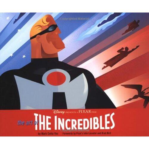 Vaz, Mark Cotta - The Art of The Incredibles - Preis vom 27.02.2021 06:04:24 h