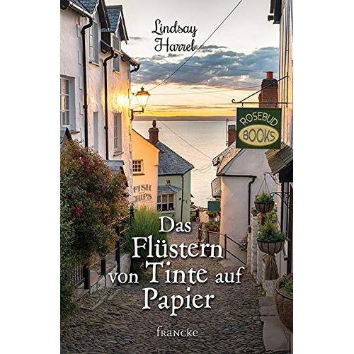 Lindsay Harrel - Das Flüstern von Tinte auf Papier - Preis vom 21.10.2020 04:49:09 h