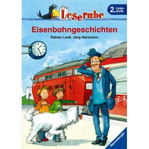 Fabian Lenk - Eisenbahngeschichten. Leserabe. 2. Lesestufe, ab 2. Klasse - Preis vom 12.05.2021 04:50:50 h
