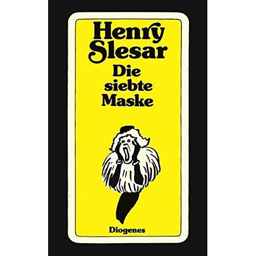 Henry Slesar - Die siebte Maske - Preis vom 22.02.2021 05:57:04 h