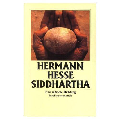 Hermann Hesse - Siddhartha. Großdruck. Eine indische Dichtung. - Preis vom 16.05.2021 04:43:40 h